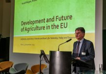 Conference on the past, present and future of Estonian agriculture, fisheries and rural life